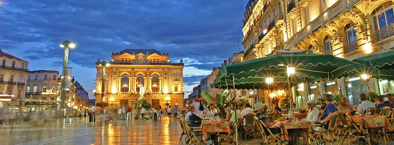 LookING FOR A PROPERTY IN Montpellier?