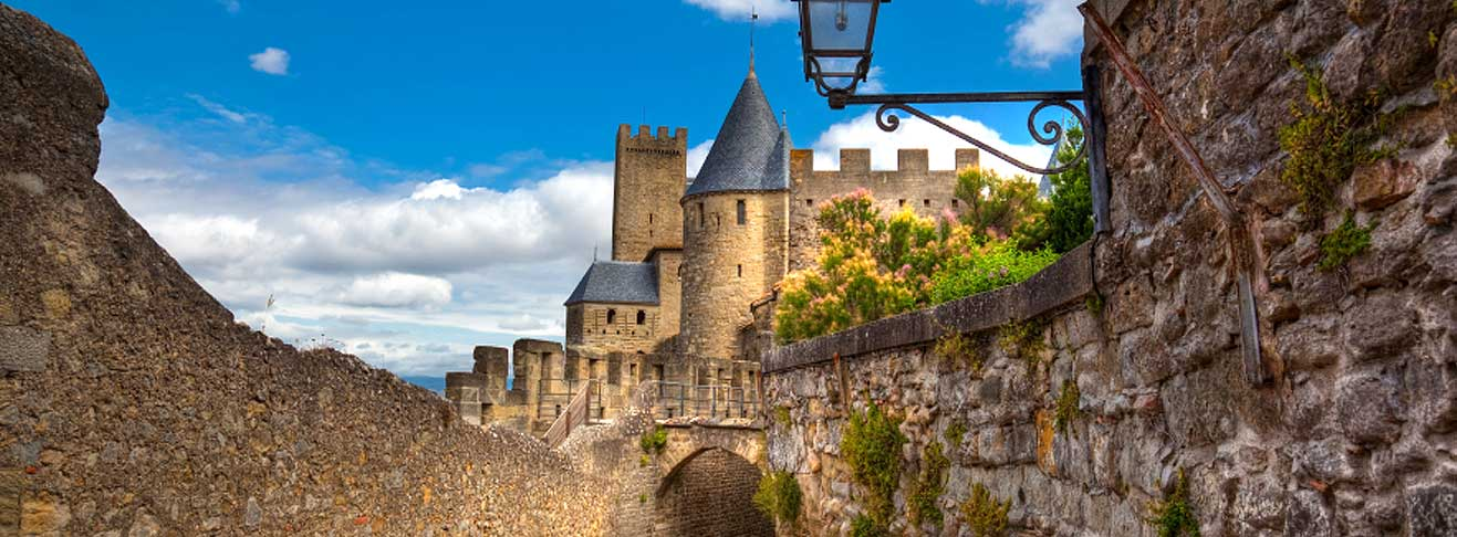 LookING FOR A PROPERTY IN Carcassonne?
