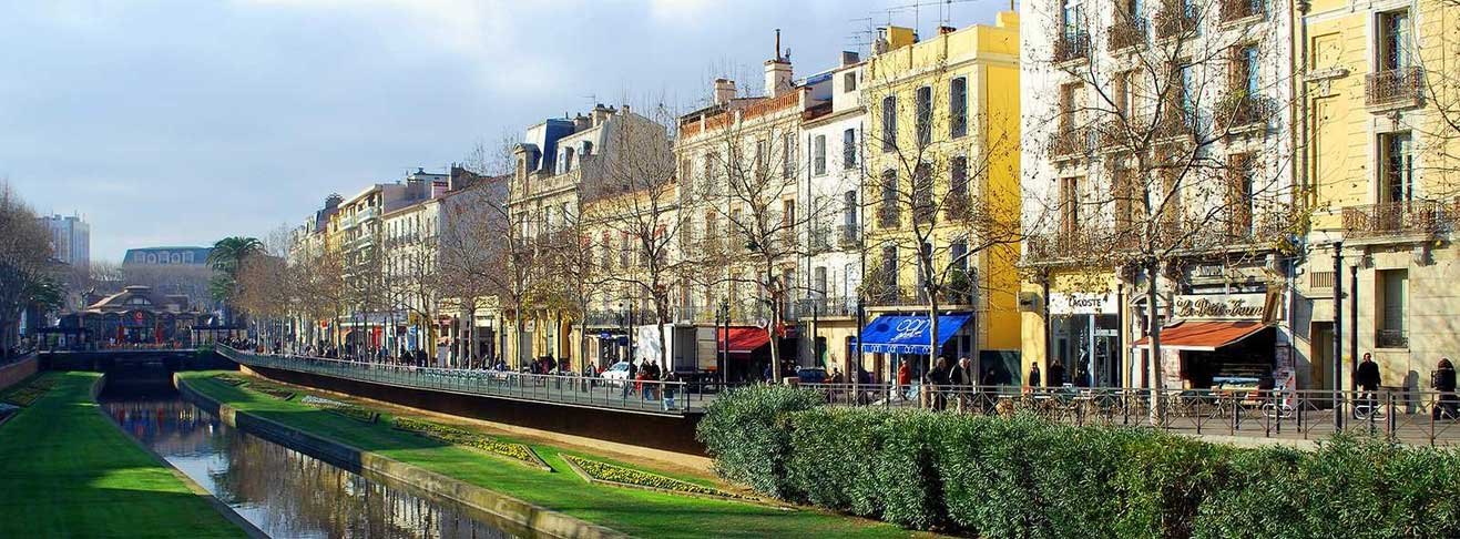 LookING FOR A PROPERTY IN Perpignan?